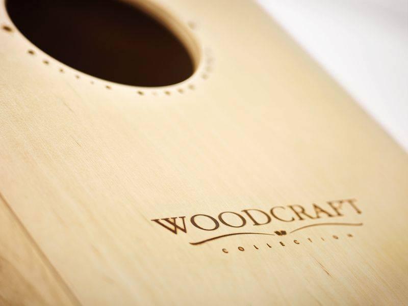 Meinl WCAJ300NT SO STREIFEN ONYX Woodcraft Cajon