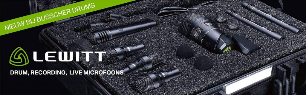 Lewitt DTP BEAT KIT PRO 7 Drumset Microphone set