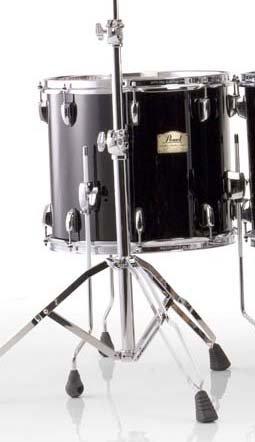 Pearl SSC1208T / C103 tom 12x8 Klavier schwarz