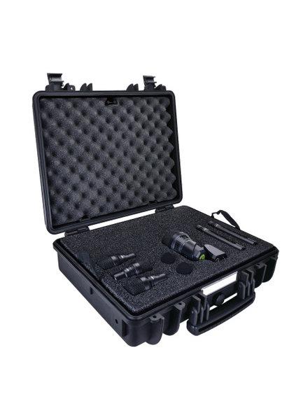Lewitt DTP BEAT KIT 6  drum microfoonset