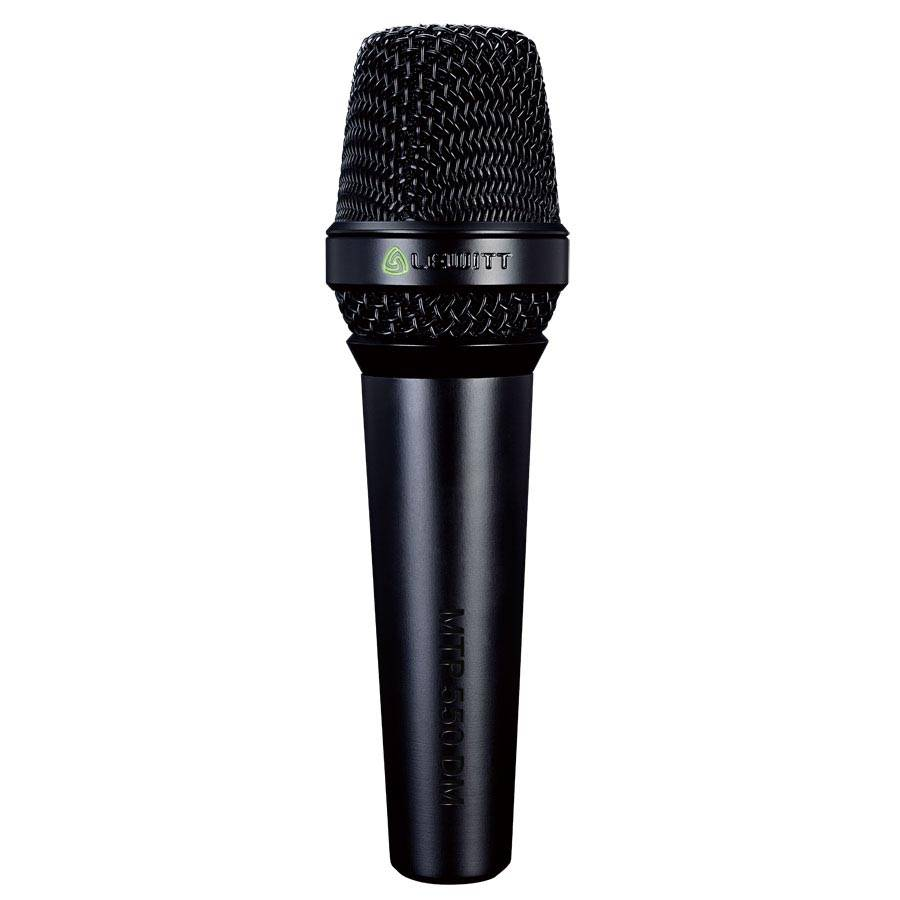 Lewitt MTP550DMS Vocal Microphone with switch
