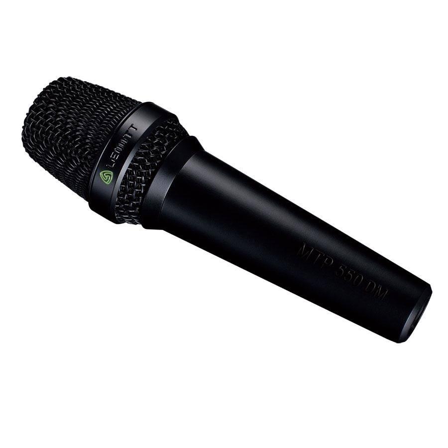 Lewitt MTP550DMS Gesangsmikrofon mit Schalter
