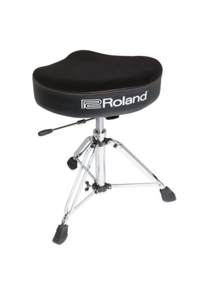 Roland RDT-SH Drum Hocker Sattel Hydraulische Velour