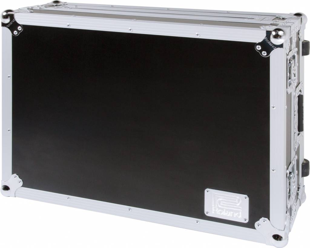 Roland AIRA RRC-DJ808W Black Series Road Case for DJ-808