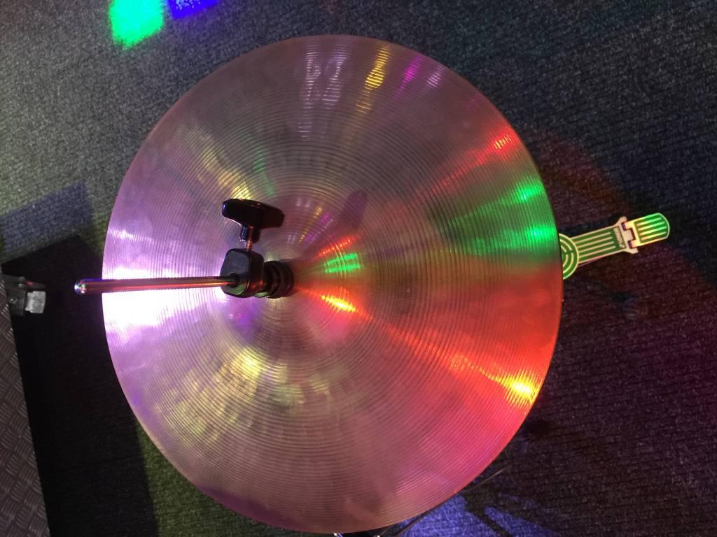 UFIP Vintage cymbalset 14hh 18 20