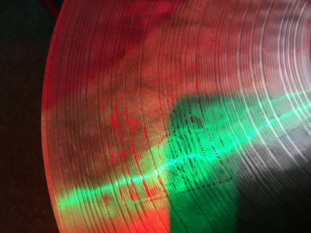 Paiste 2002 vintage rock set 14hh 18cr 20r