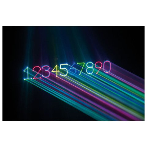Showtec Galactic TXT Laser