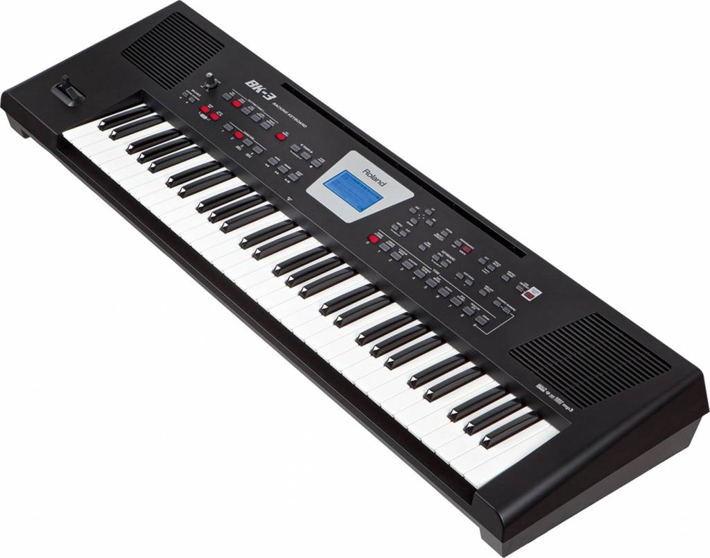 Roland BK-3 BK Backing Keyboard