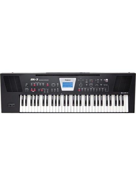 Roland BK-3 BK Backing Keyboard