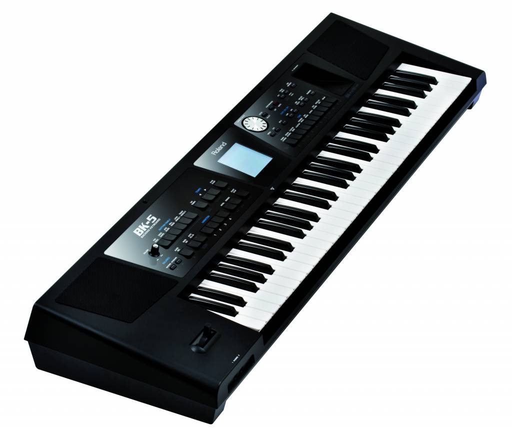 Roland BK-3 BK Backing Keyboard - Copy