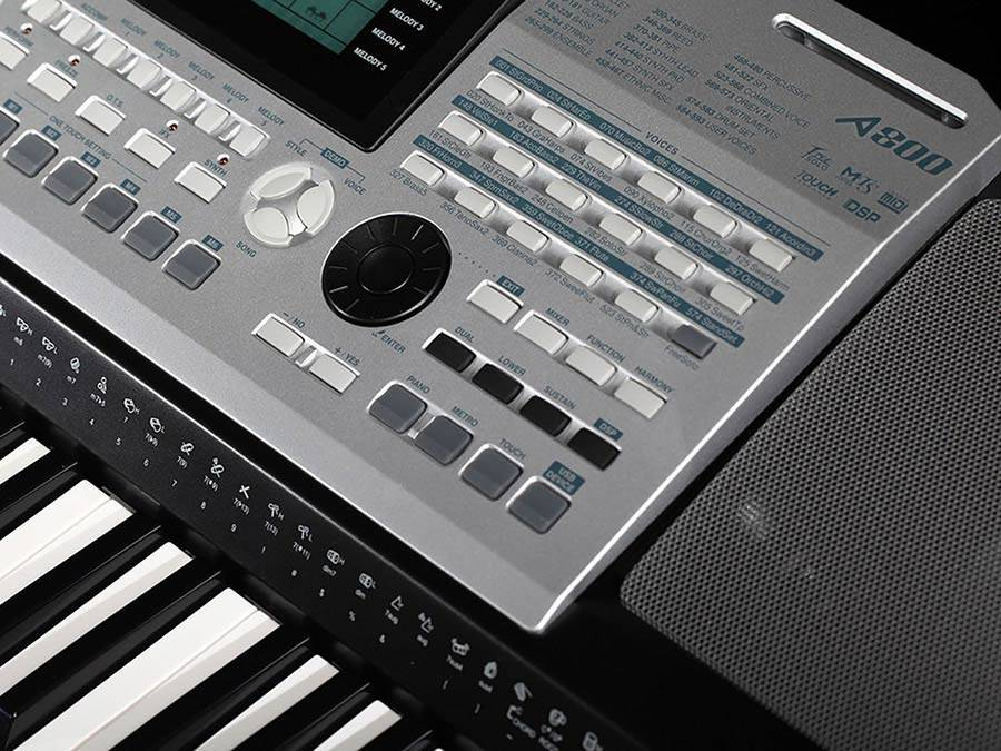 Medeli A800 portable electronic keyboard