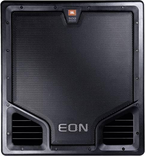 JBL  EON518S subwoofer winkelmodel