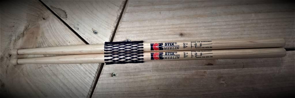 Ice Stix Merlin 7A drumstokken