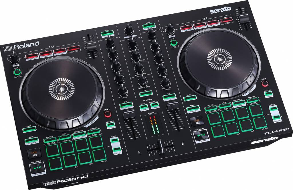 Roland AIRA DJ-202 - DJ CONTROLLER