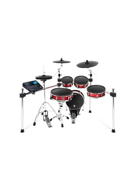 Alesis STRIKE KIT ELEKTRONISCH DRUMSTEL demo