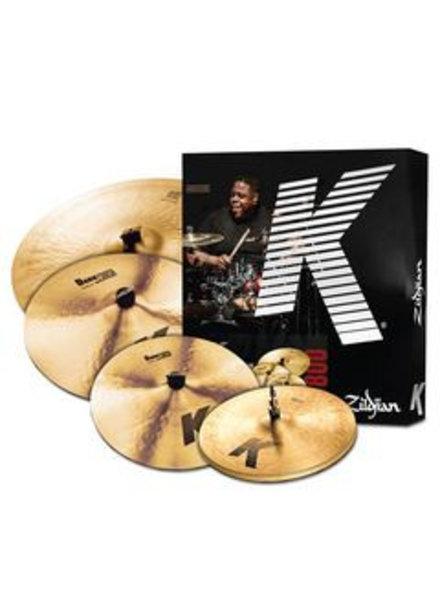 Zildjian ZIK0800 Cymbalpack, K 14 16 18 20