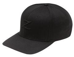 Zildjian  Flexfit-pet, zwart met zwart logo
