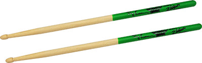 Zildjian  Drumsticks, Artist Series, Joey Kramer, wood tip, natural, gr