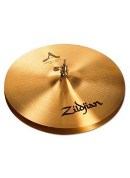 "Zildjian Hi-hat, A , 15"", New Beat Hats, traditional"