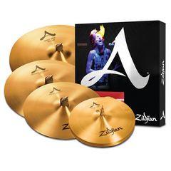 Zildjian  A -serie Set bestaande uit: