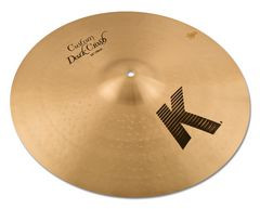"Zildjian  K Custom Series 19 ""Dark Crash ZIK0978"