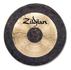 """Zildjian ZIP0502 Gong, handgehämmert, 40"""", tra"""