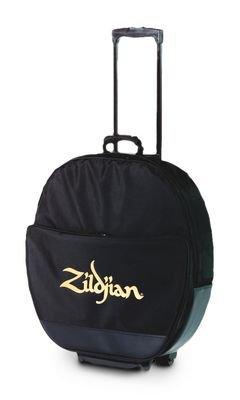 """Zildjian  22"""" bekkentrolley Deluxe, zwart ZIP0650"""