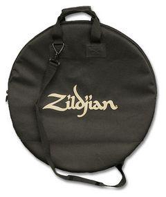 """Zildjian  22"""" Deluxe-bekkentas zwart P0733 ZIP0733"""