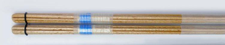 QPercussion QSticks Stangen blau natural