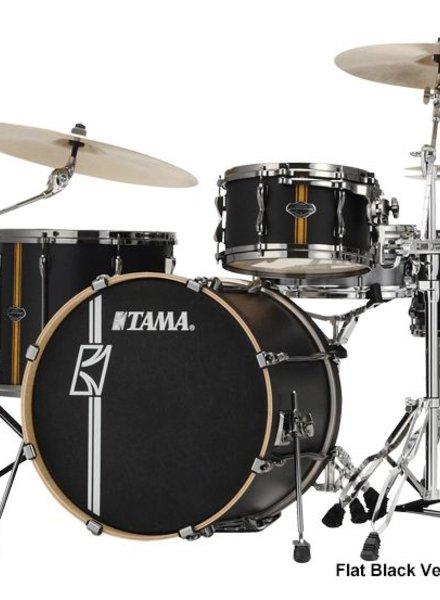 Tama Tama ML40HZBN2-FBV Superstar HD Duo Snare Flat Black shellset
