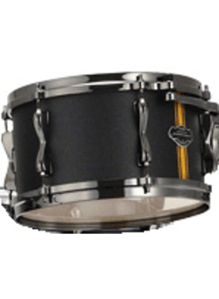 "Tama Tama ML10HZBN-FBV Superstar Custom Flat Black 10 x 6.5"" tom"