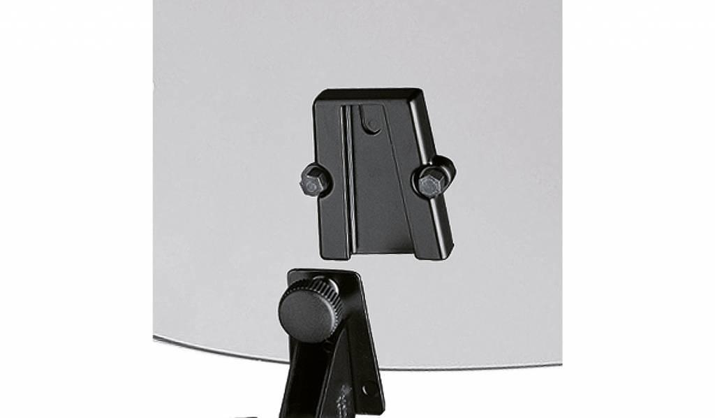 K&M 11900 Sound insulation stand - black
