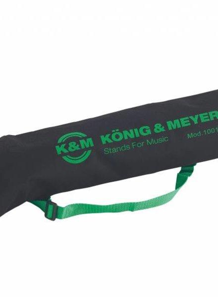 K&M KM K & M König & Meyer 10065 Musik schwarz faltbar schwarz faltbaren Ständer 10065-000-55