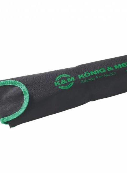 K&M K & M 101 schwarz Schreibtisch faltbare zusammenklappbare