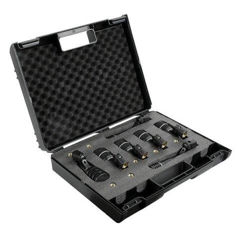 DAP audio pro DK-7 drum microfoonset