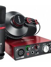 Focusrite RFO carlett2 Solo Studio pack
