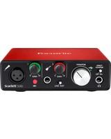 Focusrite RFO Focusrite Scarlett Solo (2nd Gen) USB Audio Interface
