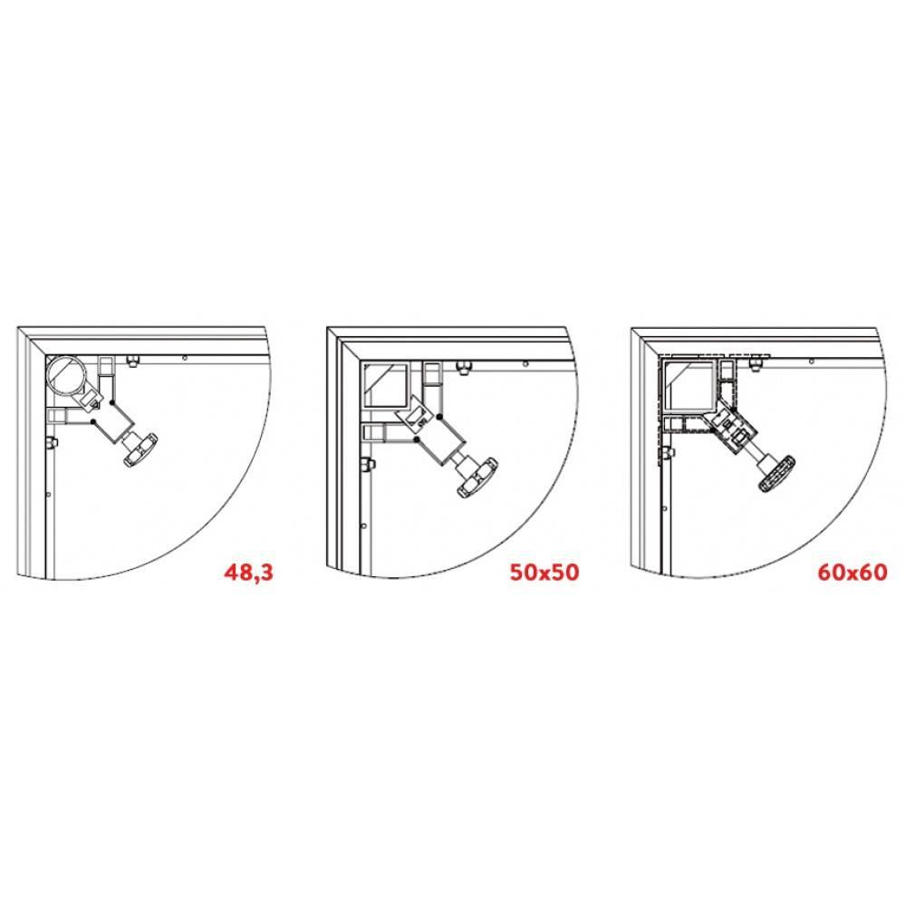 PD Power Dynamics Deck750 Stage 200x100cm Hexa voor binnen en buiten