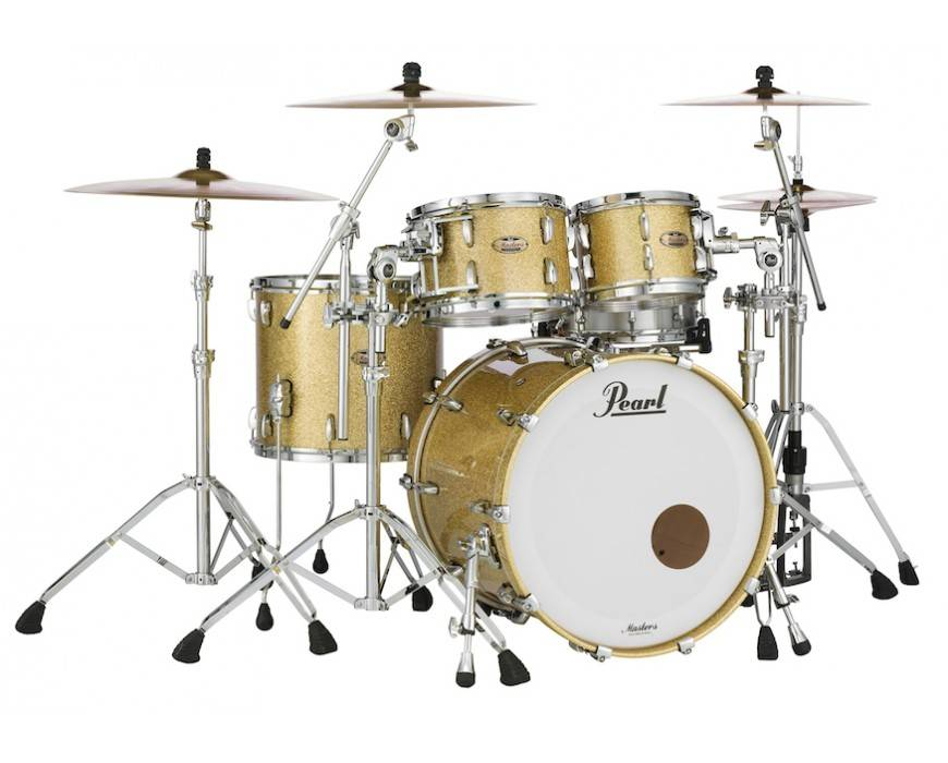 Pearl MRV924XEP/C347 Masters Maple Reserve Bombay Gold Sparkle