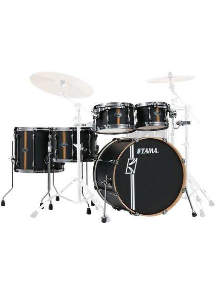 Tama ML40HZBN2-FBV Superstar HD Duo Snare Flat Black shell set