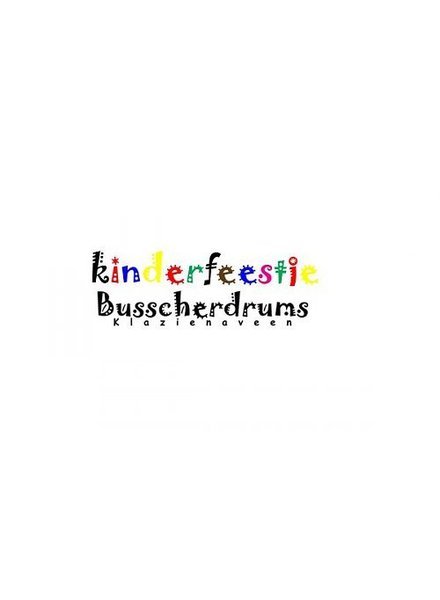 Busscherdrums Children's party