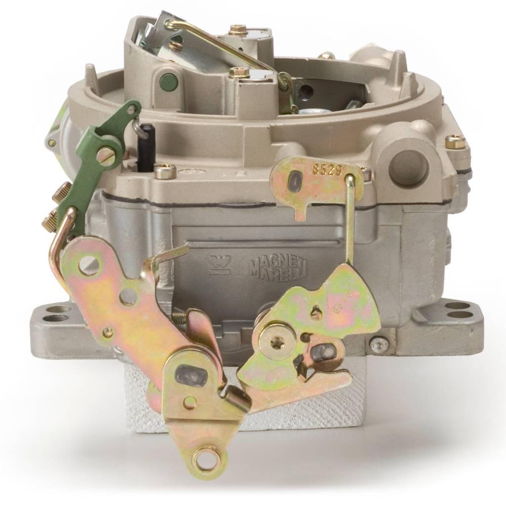 Electric Supercharger Cfm: Edelbrock 1409 Carburetor