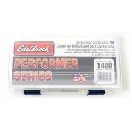 Edelbrock Calibration Kit For 1407/1410/1412/1413