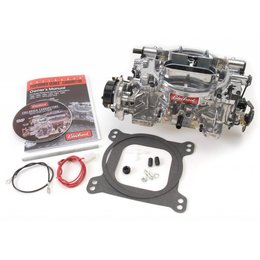 Edelbrock Carburetor, Thunder Series AVS, 500 CFM, Dual-Quad