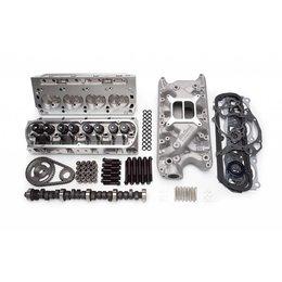 Edelbrock Power Package Top End Kit, E-Street & Performer, SBF