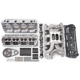 Edelbrock Total Power Package Top End kit for Ford Cleveland (351C Heads on a 302)