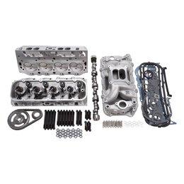 Edelbrock Performer RPM Top End Kit, Big Block Chevy, 540HP