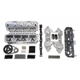Edelbrock 421 HP Performer RPM Top End Kit, Big Block 383 Chrysler