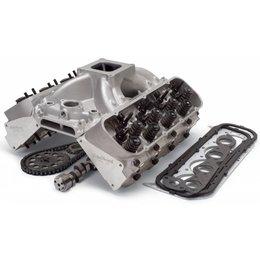 Edelbrock Power Pkg Top End Kit Sbc 363 Hp