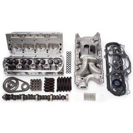 Edelbrock Power Package. Top End Kit. 289-302 Ford. 367 HP